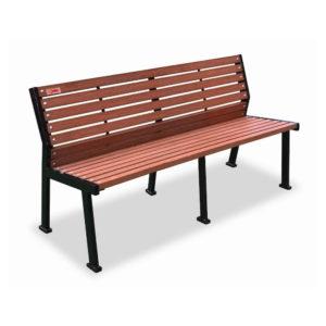 Скамейка с подогревом «Модерн»