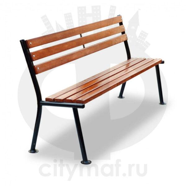 Скамейка стальная «Прима»