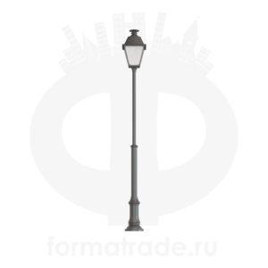 Фонарь уличный «Адмирал-1» со светильником
