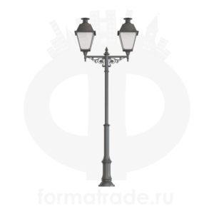 Фонарь уличный «Адмирал-2» со светильниками