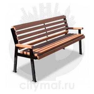 Скамейка с композитом «Модерн»