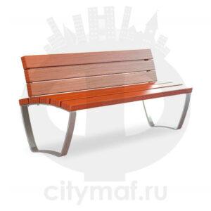 Скамейка уличная «Лицей»