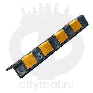 Угловой демпфер ДУ 900
