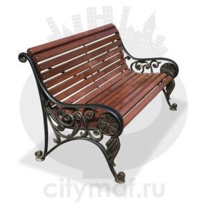 Скамейка садовая «Парк Чаир»