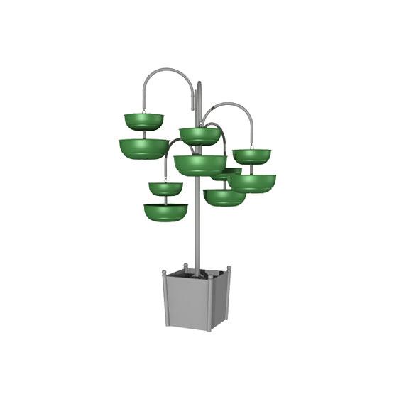Конструкции для вертикального озеленения