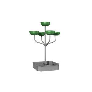 Конструкция для уличных цветочных вазонов «Мобильное дерево 2»