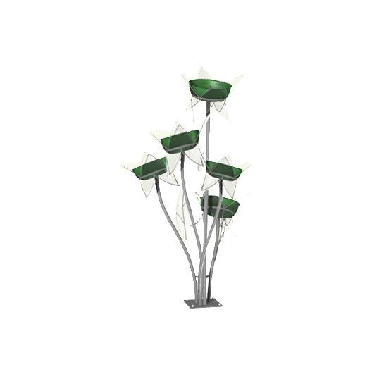 Форма для цветочных уличных вазонов «Цветник 2»