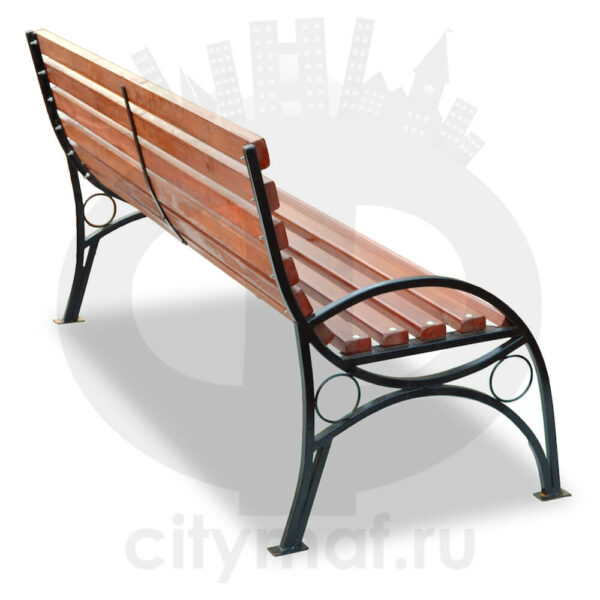 Скамейка садовая «Бульвар»