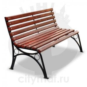 Скамейка «Бульвар» безподлокотников