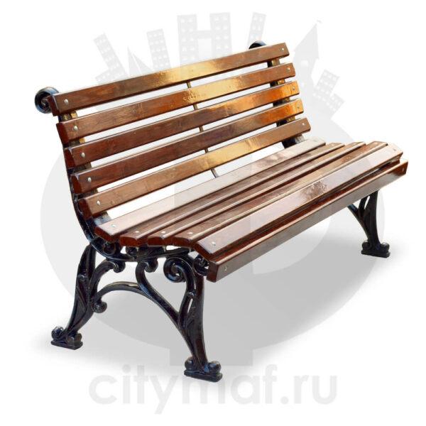 Скамейка чугунная «Классика»
