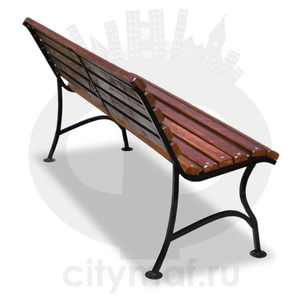 Скамейка «Элегант» без подлокотников