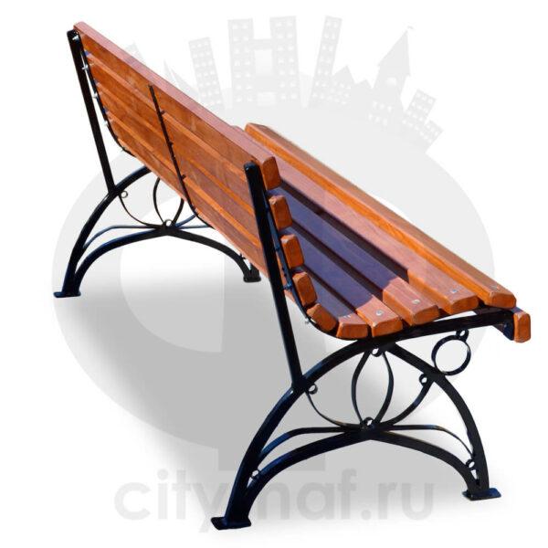 Садовая скамейка «Флора»