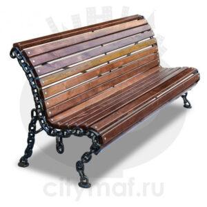 Скамейка парковая «Лукоморье»