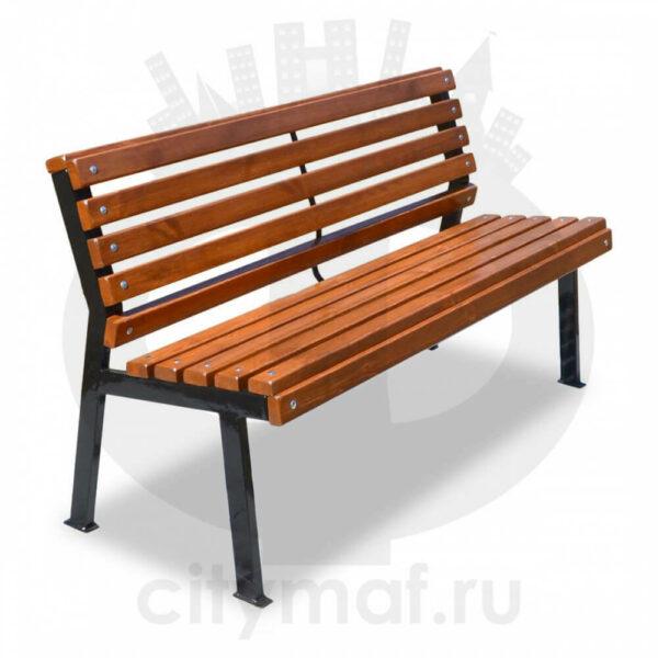 Скамейка «Модерн» безподлокотников