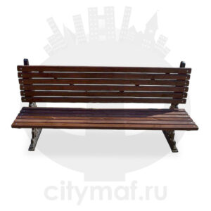Скамейка парковая «Прага»