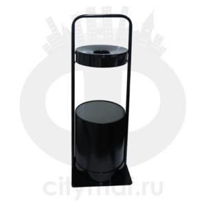 Уличная урна-пепельница СЛП3-250