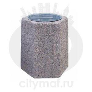 Урна бетонная 103