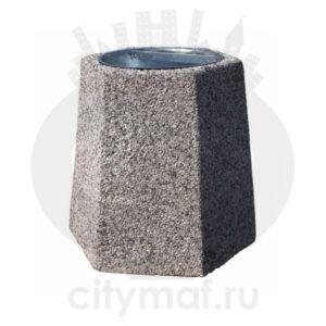 Урна бетонная 104