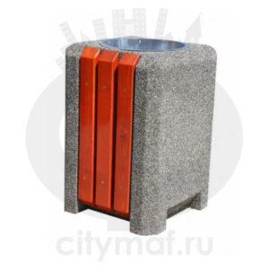 Урна бетонная 139