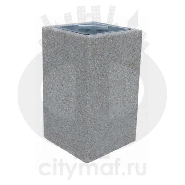 Урна бетонная 140