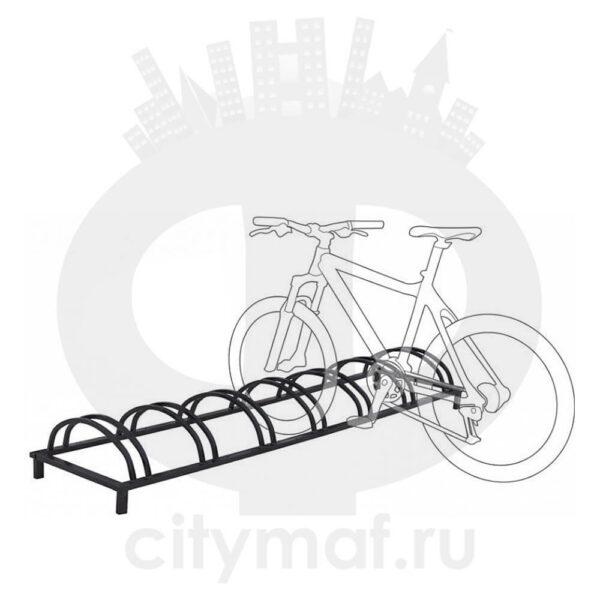 Велопарковка 4 и 7-ми местная VELO3