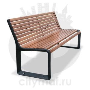 Скамейка чугунная «Варшава»