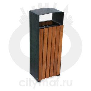 Урна стальная «Новая Москва»