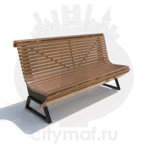 Скамейка «Аллегория»