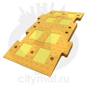 ИДН 1100 средний желтый