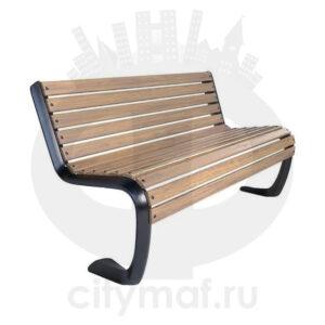 Скамейка чугунная «Голиаф»