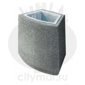 Урна бетонная «Марсель»