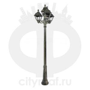 Светильник уличный FUMAGALLI RICU BISSO/CEFA 3+1 U23.157.S31.BXF1R