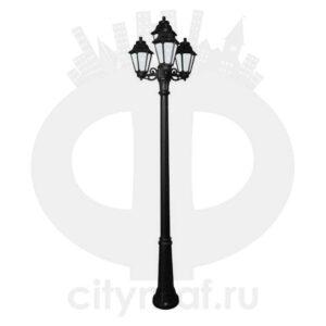 Светильник уличный FUMAGALLI RICU BISSO/RUT 3+1 E26.157.S31.AXF1R