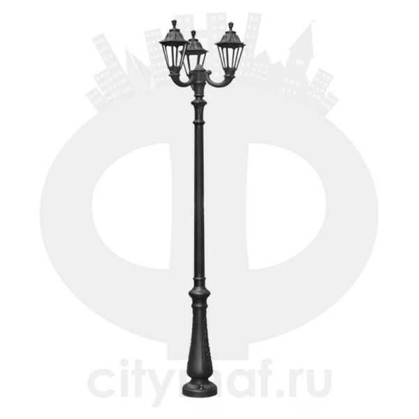 Светильник уличный FUMAGALLI NEBO OFIR/RUT 3L E26.202.R30.AXF1R
