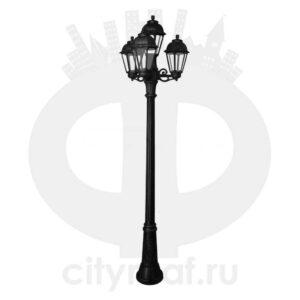 Светильник уличный FUMAGALLI GIGI BISSO/SABA 3+1 K22.156.S31.AXF1R