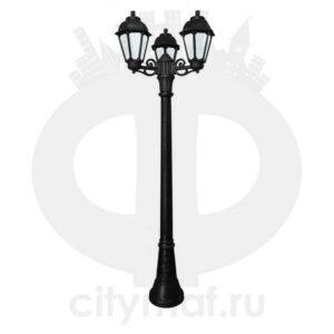 Светильник уличный FUMAGALLI ARTU` BISSO/SABA 3L K22.158.S30.AXF1R