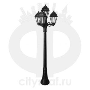 Светильник уличный FUMAGALLI ARTU` BISSO/SABA 3+1 K22.158.S31.AXF1R
