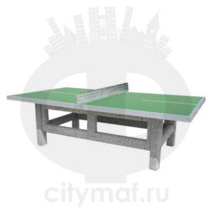 Бетонный теннисный стол 502