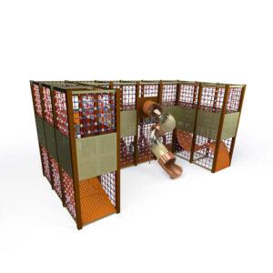 Детский игровой комплекс СЕТКА CG201