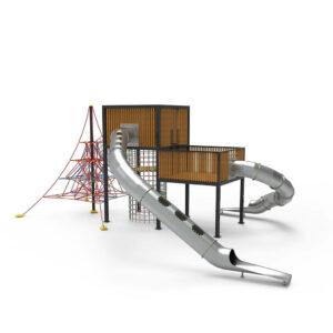 Детский игровой комплекс СЕТКА CG203