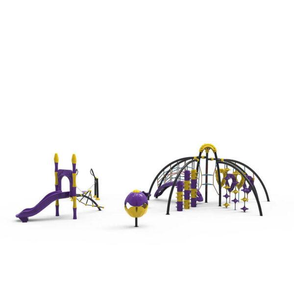 Детский игровой комплекс Динамический DN301