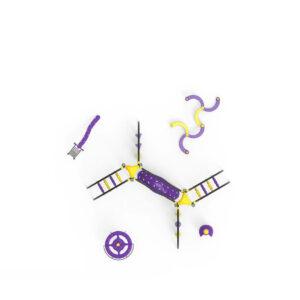 Детский игровой комплекс Динамический DN302