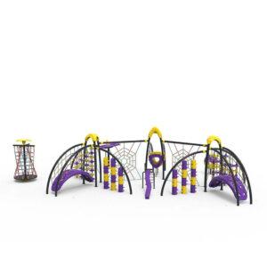 Детский игровой комплекс Динамический DN303