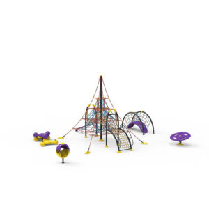 Детский игровой комплекс Динамический DN305