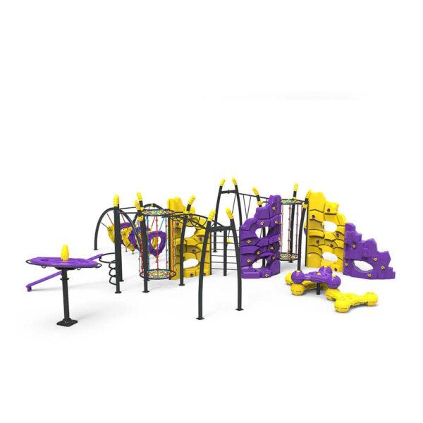 Детский игровой комплекс Динамический DN308