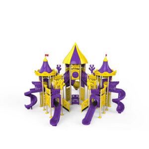 Детский игровой комплекс Крепость FR1303