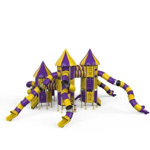 Детский игровой комплекс Крепость FR1306