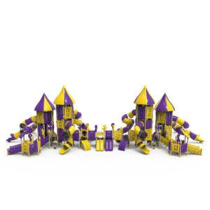 Детский игровой комплекс Крепость FR1309