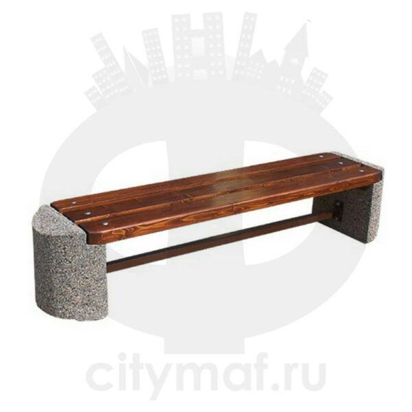 Скамейка бетонная 403