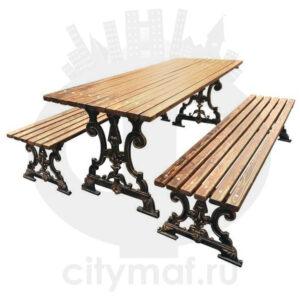 Комплект садовой мебели «Ампир»